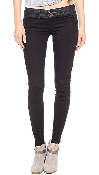 AG The Jackson Contour Tuxedo Skinny Jeans