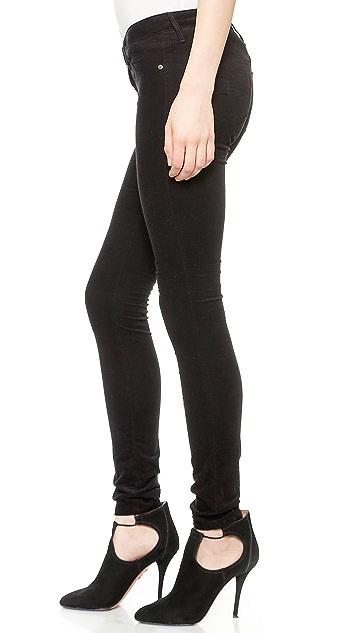 AG The Super Skinny Legging Corduroys
