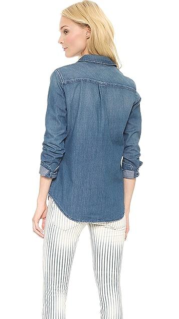 AG Finch Chambray Shirt
