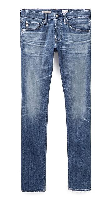 AG Dylan Stretch Skinny Jeans
