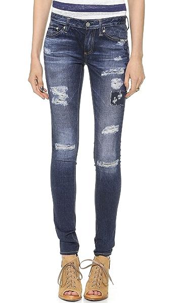 AG Digital Luxe Legging Jeans