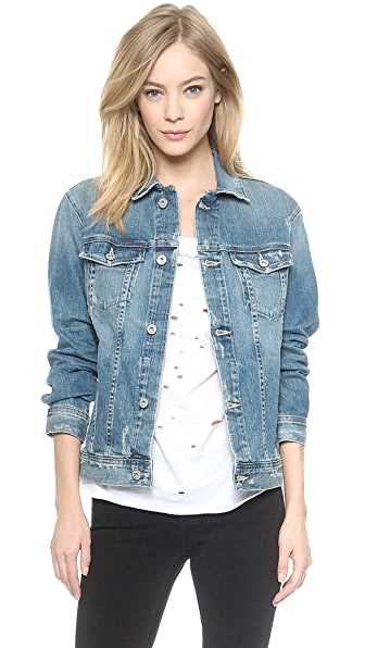 AG Nancy Denim Jacket
