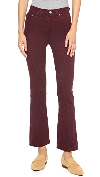 AG Alexa Chung x AG Revolution High Waisted Corduroy Pants | SHOPBOP