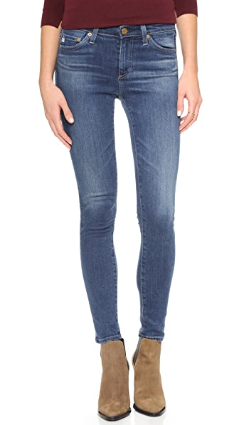 AG Midi Ankle Jeans - 10 Years Haven