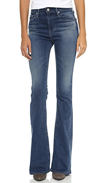 AG The Janis Flare Jeans - 10 Years Haven