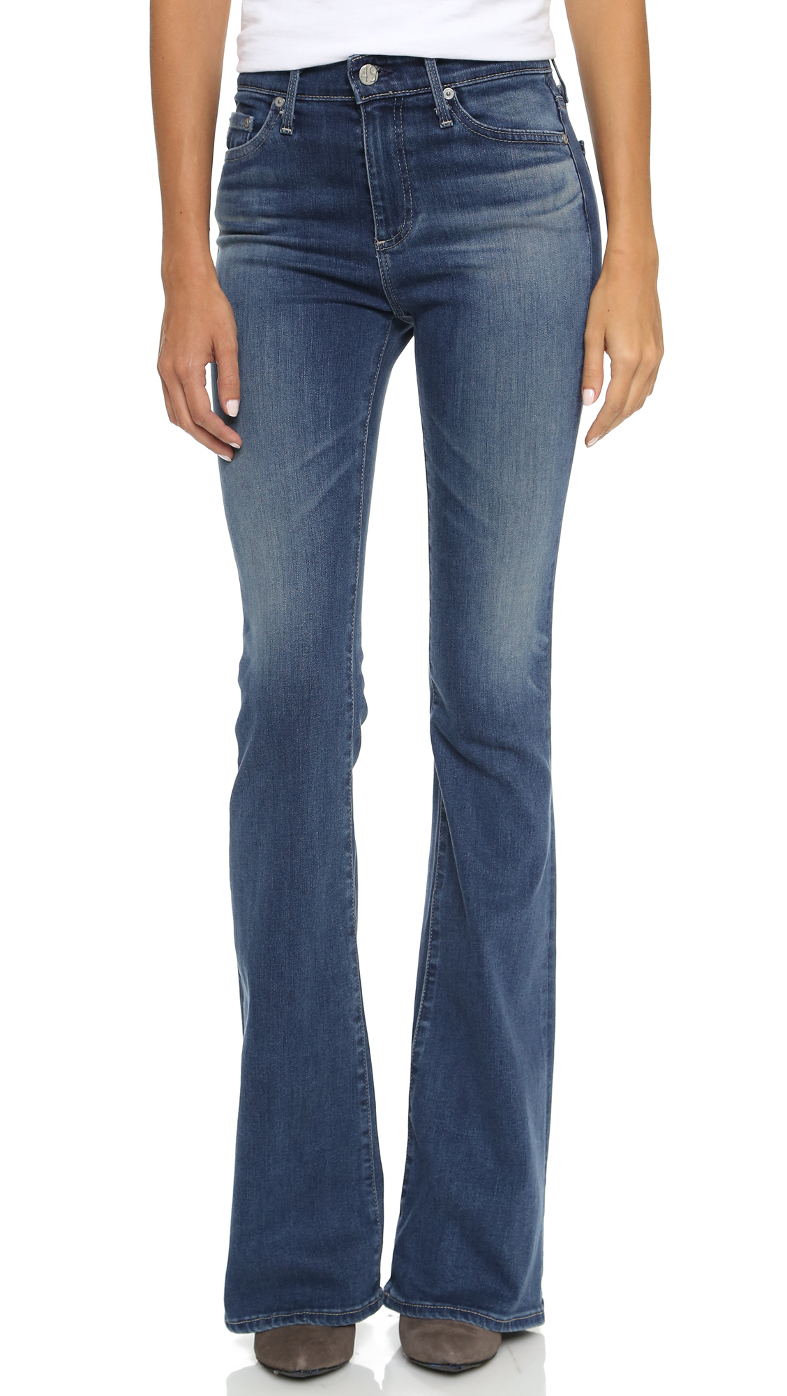 AG The Janis Flare Jeans | 15% off first app purchase with code ...