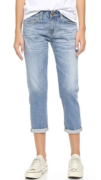 AG Ex Boyfriend Slouchy Jeans