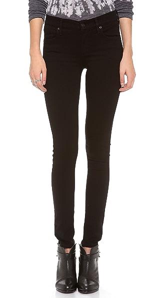 AGOLDE Colette Skinny Jeans