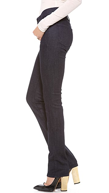 AGOLDE Elodie Straight Leg Jeans