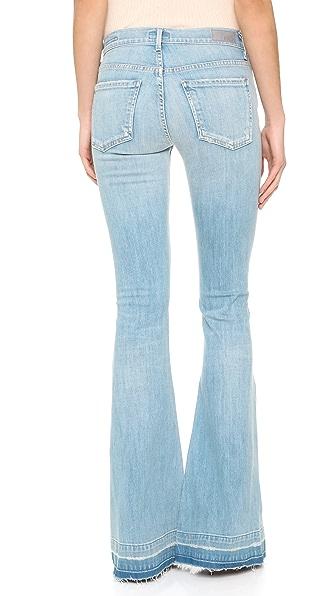 ba2fbd3337fade AGOLDE Madison '70s Flare Jeans   SHOPBOP