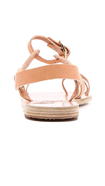 Ancient Greek Sandals Phoebe Flat Sandals