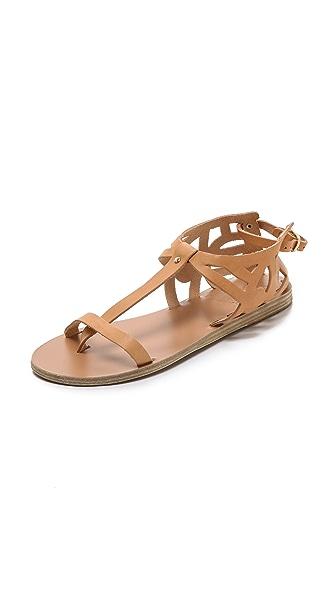 Ancient Greek Sandals Lia Flat Sandals