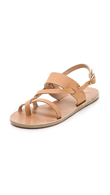Ancient Greek Sandals Althea Flat Sandals