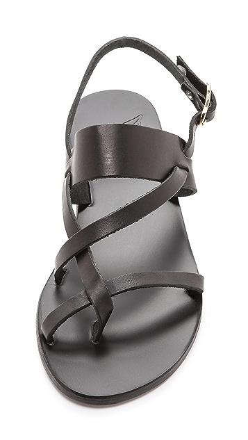 Ancient Greek Sandals Alethea Sandals