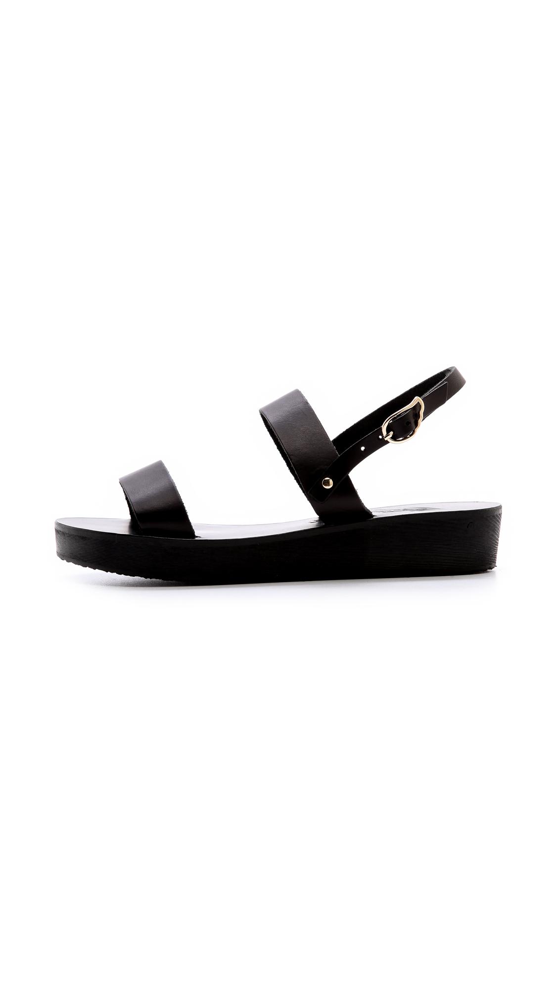8577d90378a Ancient Greek Sandals Clio Platform Sandals