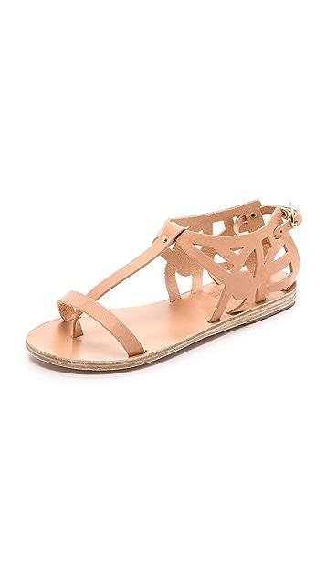 Ancient Greek Sandals Lia Cage Sandals