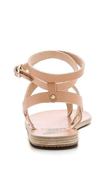 Ancient Greek Sandals Estia Thong Sandals