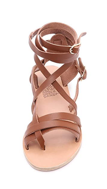 Ancient Greek Sandals Satira Sandals