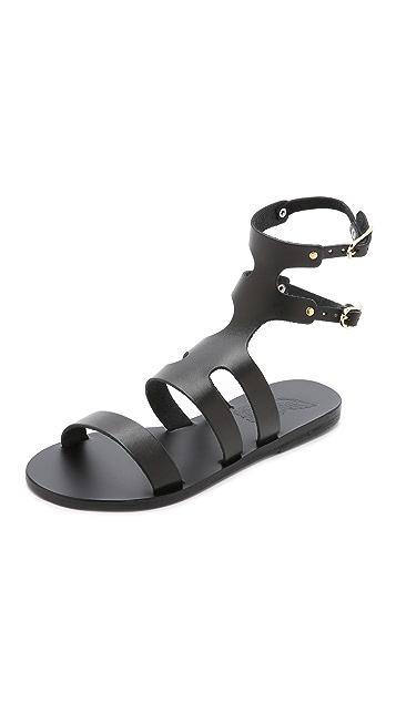 Ancient Greek Sandals Agapi Sandals