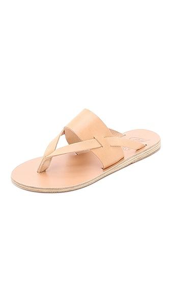 Ancient Greek Sandals Zenobia Sandals - Natural at Shopbop