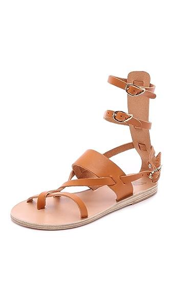 Ancient Greek Sandals Alethea Mid Sandals