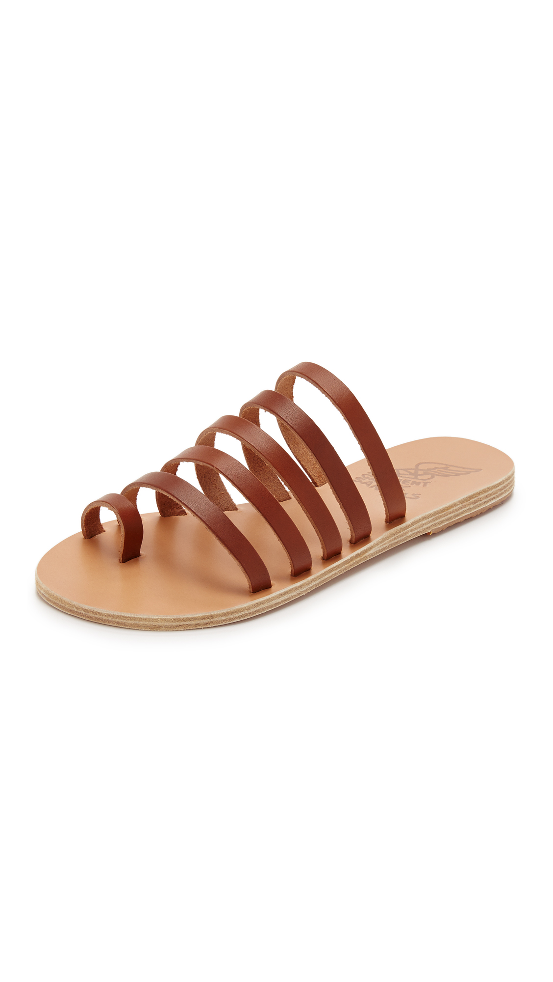 Ancient Greek Sandals Niki Flat Sandals - Cotto at Shopbop