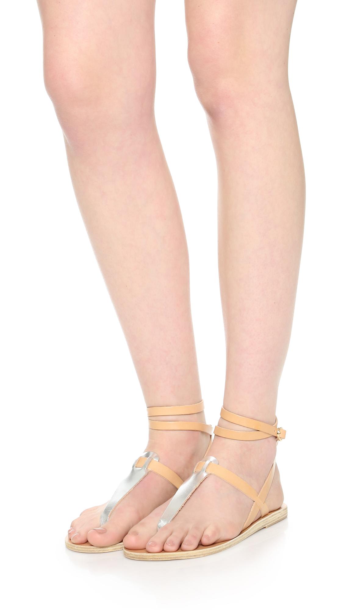 Black Estia Leather Sandals Ancient Greek Sandals xbWvskewHQ