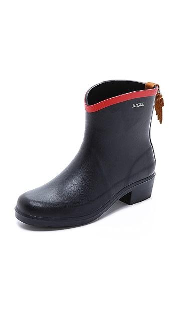 AIGLE Miss Juliette Ankle Booties