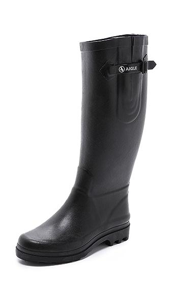 AIGLE Aiglentine Adjustable Boots