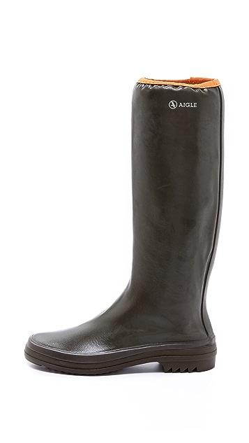 AIGLE Packable Boots