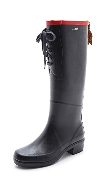 AIGLE Miss Juliette Laced Boots