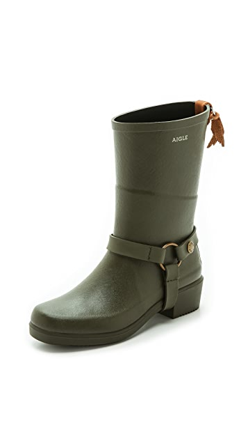 AIGLE Miss Julie Harness Boots