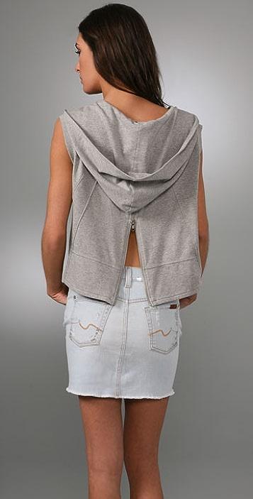 AIKO Dash Hooded Vest