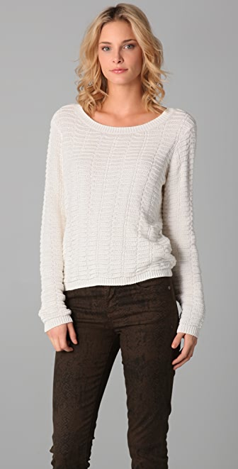 AIKO Aline Sweater