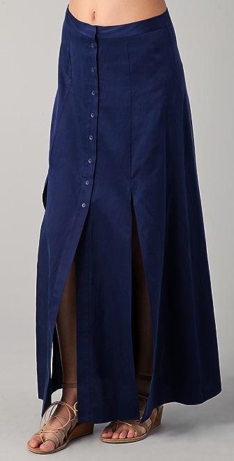 AIKO Elle Maxi Skirt