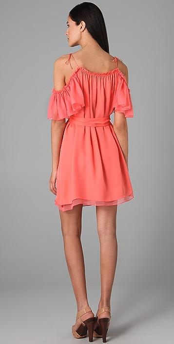 AKA New York Sunset Dress