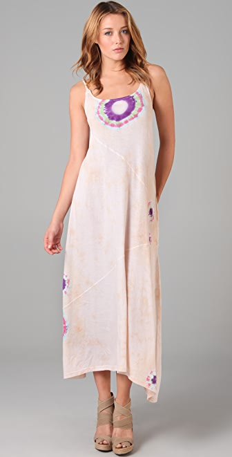 AKA New York Twisted Long Dress
