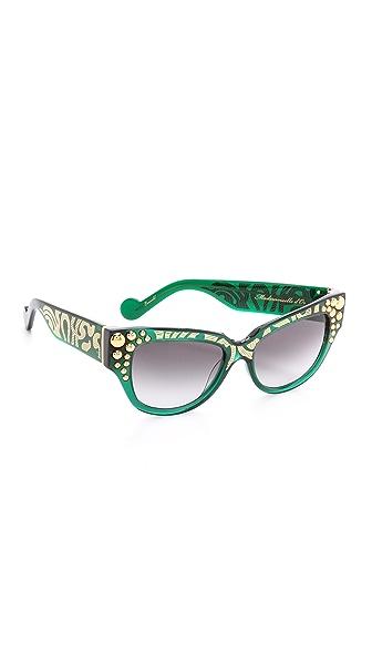 Anna-Karin Karlsson Mademoiselle d'Or Sunglasses