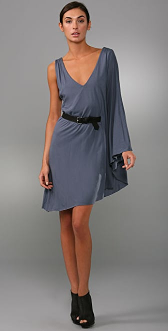 A.L.C. Capelet Dress with Belt