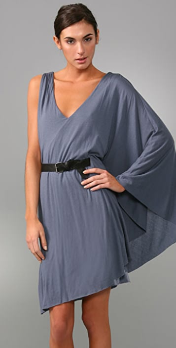 A.L.C. Capelet Dress with Belt