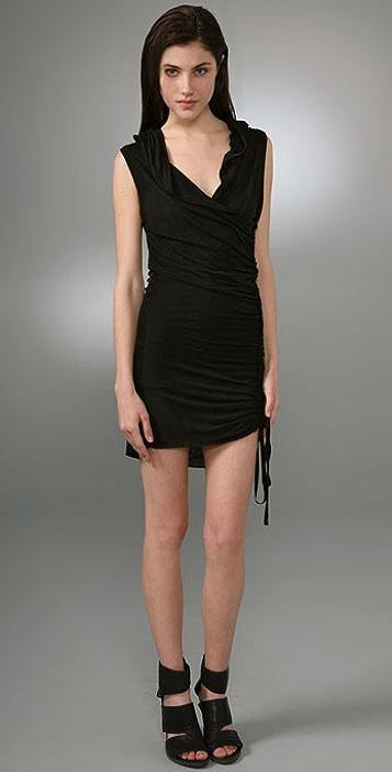 A.L.C. Sleeveless Hoodie Dress
