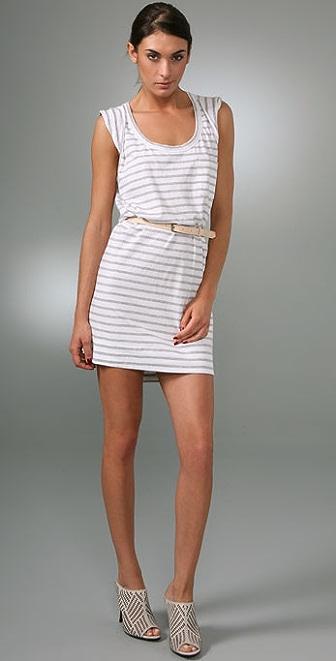 A.L.C. Short Sleeve Dress