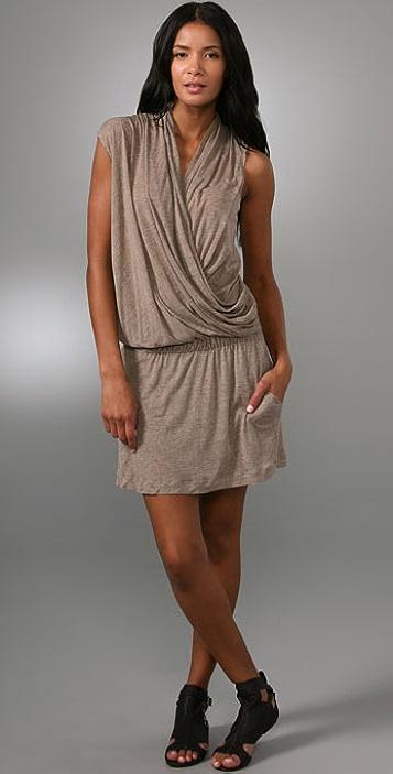 A.L.C. Side Drape Dress