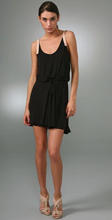 A.L.C. Double Layer Tunic Dress