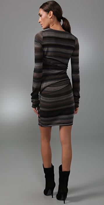 A.L.C. Double Layer Sweater Dress