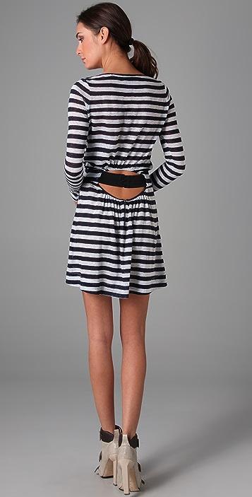 A.L.C. Striped Kate Dress