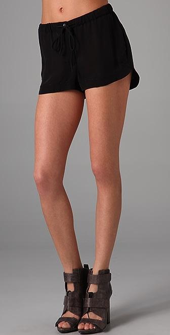 A.L.C. Tap Shorts