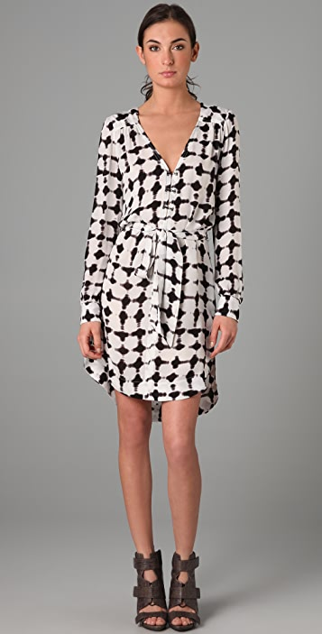 A.L.C. Print Charly Dress