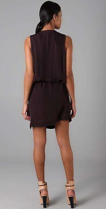A.L.C. Long Placket Dress