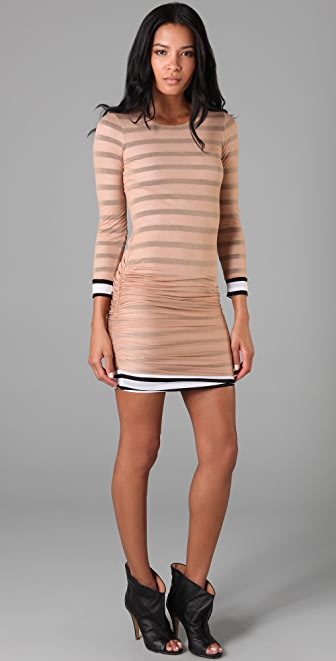 A.L.C. Reversible Stripe Baxter Dress